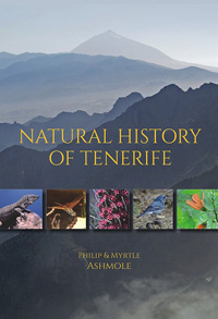 Book cover for Natural History of Tenerife by Philip and Myrtle Ashmole